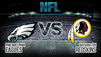 Image result for Philadelphia Eagles vs Washington Redskins pic